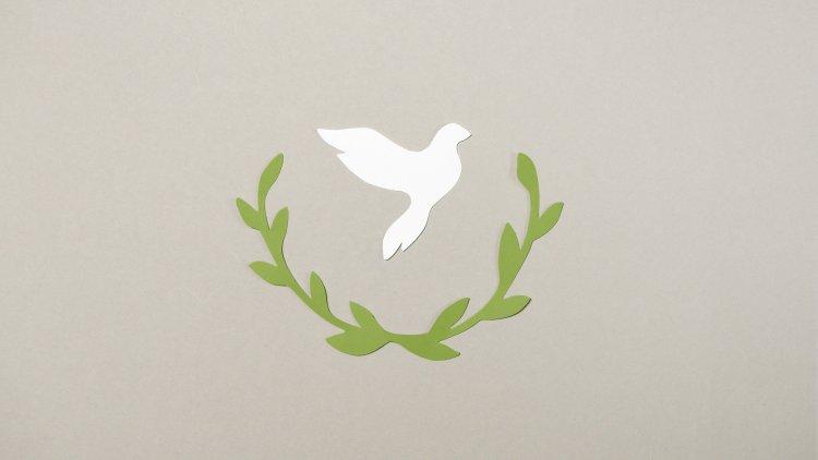 Sehnsucht nach Frieden